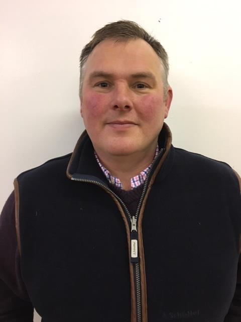 James Richardson, Chair of Parish Council